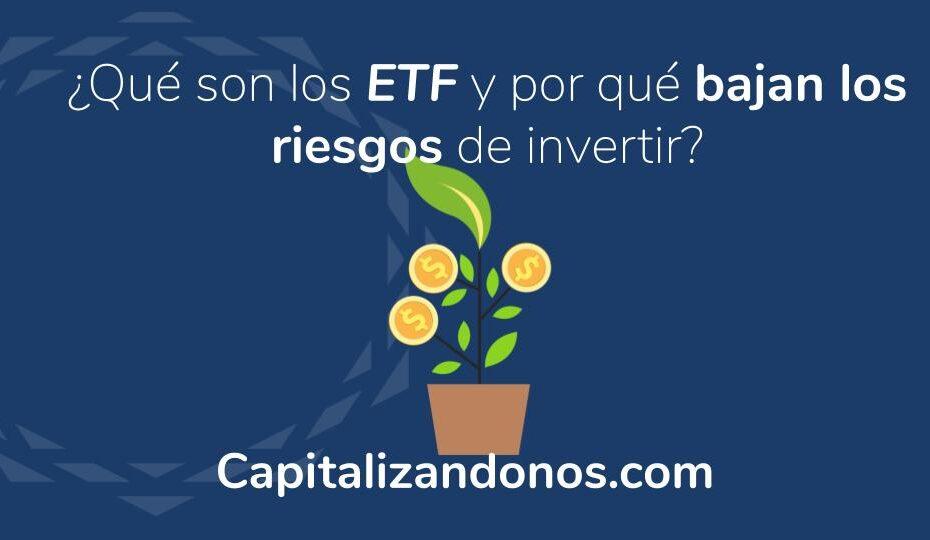 Imagen que muestra una ilustración de los ETF, exchange traded funds